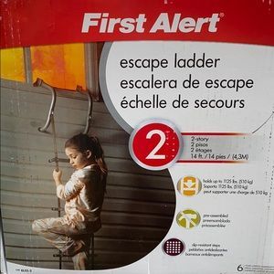 2 Story Escape ladder, Brand new